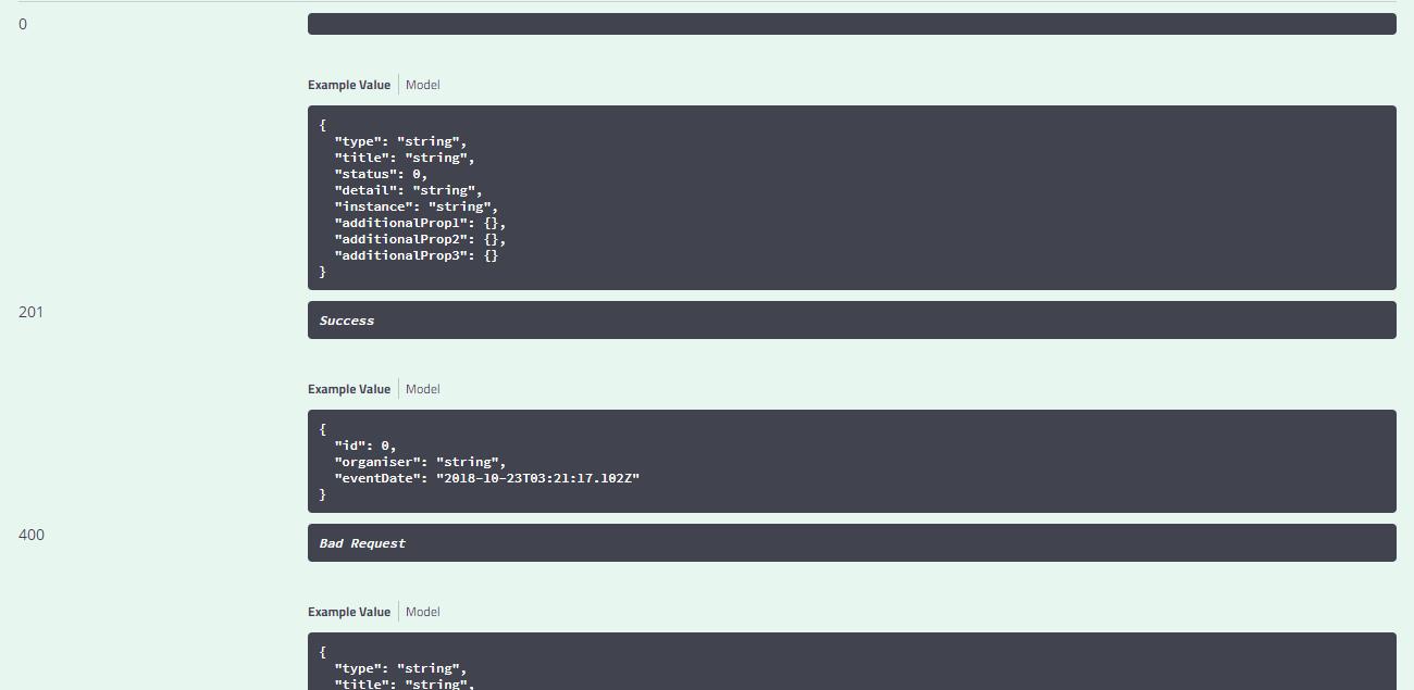 What's new in ASP NET Core 2 2 – Web API improvements – API